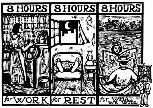 Premier mai, fête des travailleurs