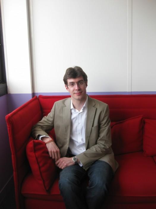 """Ecoutez l'émission """"Les nouveaux chemins de la connaissance"""" avec Thomas Constantinesco, lecteur d'Emerson"""