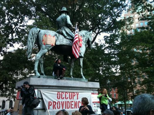 """""""Comment parler d'Occupy?"""" Par Antoine Traisnel"""