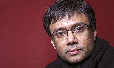 Amit Chaudhuri à Paris