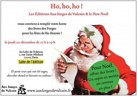 Le Noël des forges - 2012 EDITION!