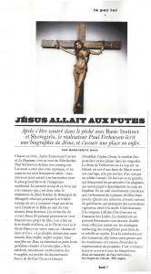 AFDV - JESUS - Lui