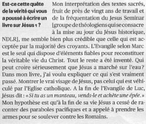 AFDV - TELERAMA - JESUS 1