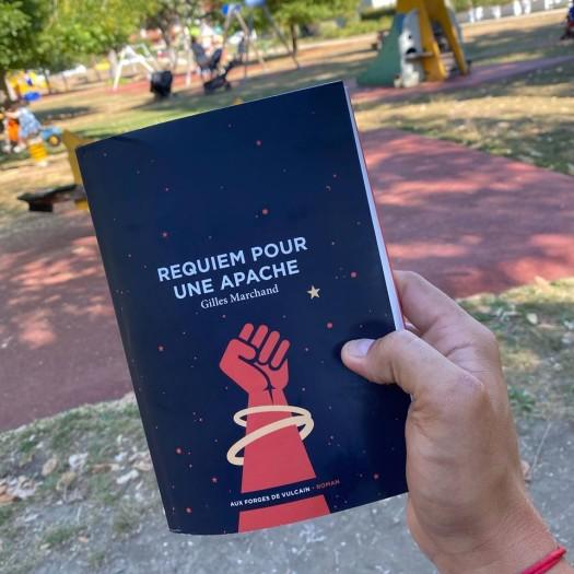 REQUIEM POUR UNE APACHE par Grégory Nicolas
